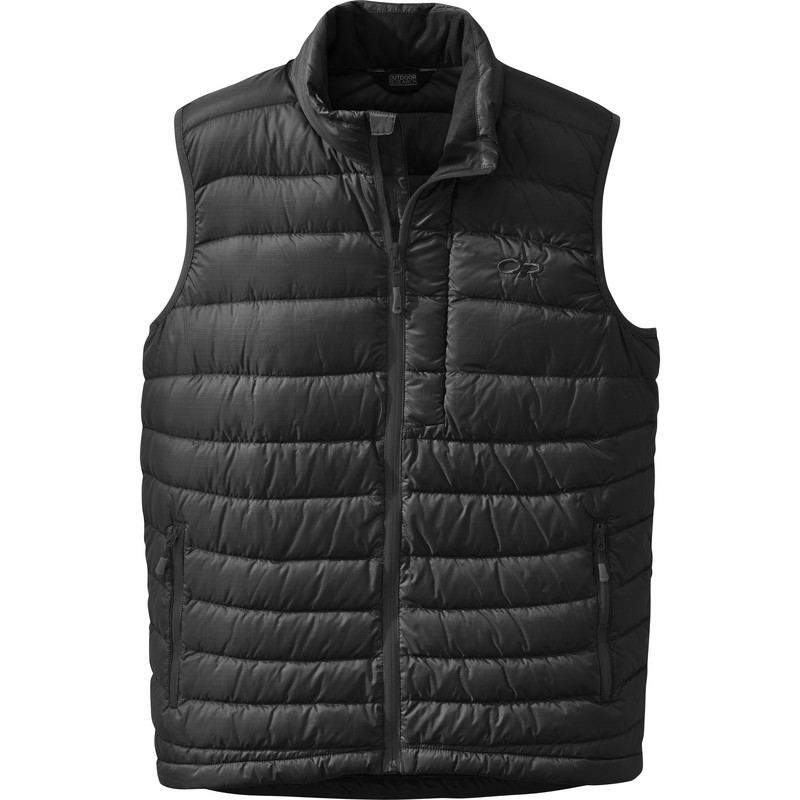 Outdoor Research Men´s Transcendent Vest Black-30
