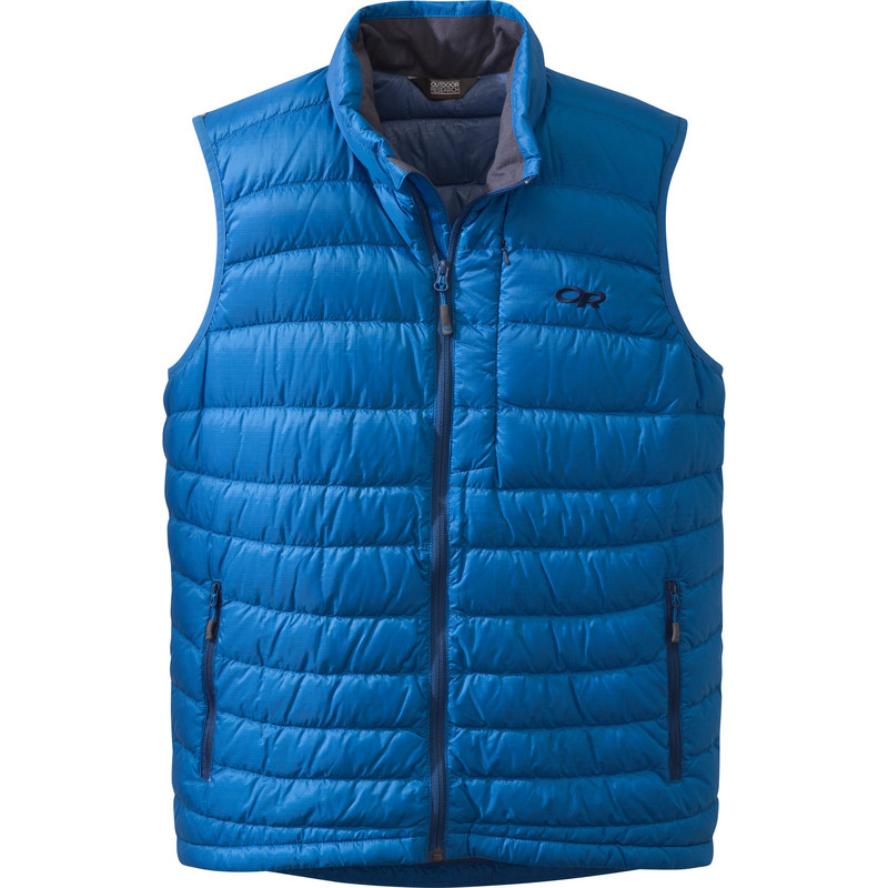 Outdoor Research Men´s Transcendent Vest 940-GLACIER-30