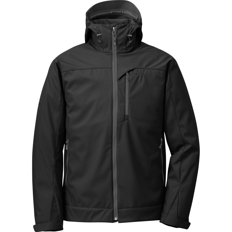 Outdoor Research Men´s Transfer Hoody Black-30