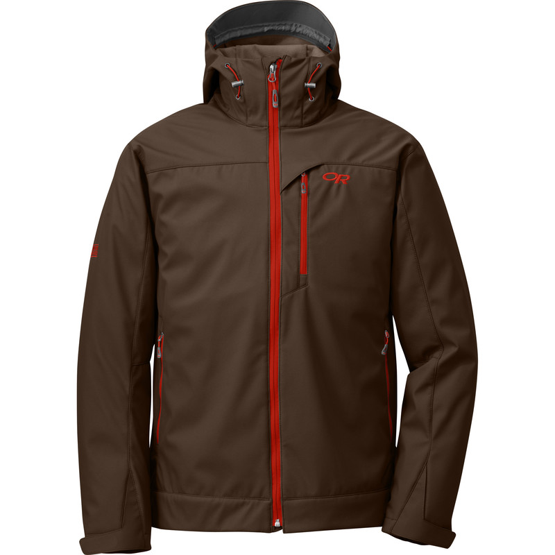 Outdoor Research Men´s Transfer Hoody Earth/Diablo-30
