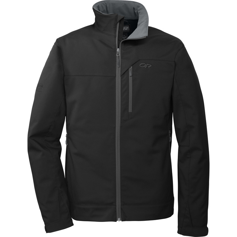 Outdoor Research Men´s Transfer Jacket 001-BLACK-30