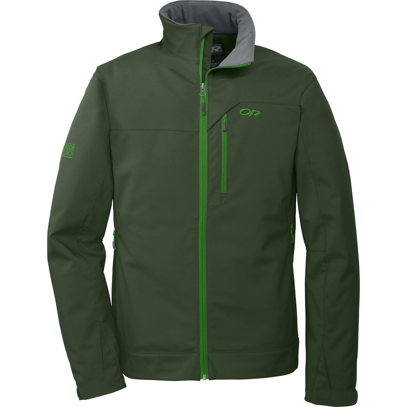 Outdoor Research Men´s Transfer Jacket 646-EVERGREEN-30