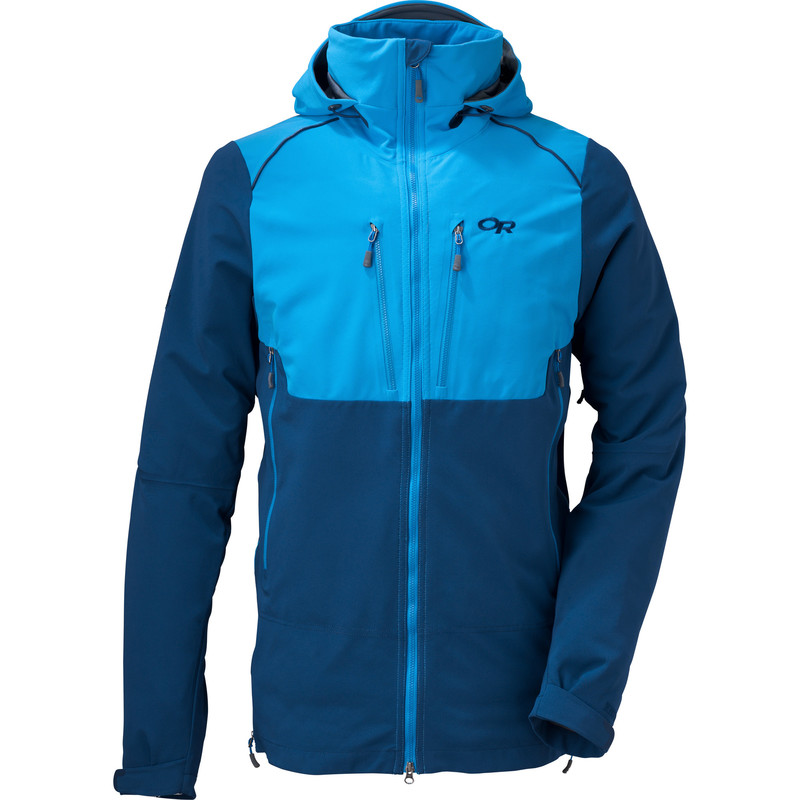 Outdoor Research Men´s Valhalla Jacket 579-ABYSS/HYDRO-30