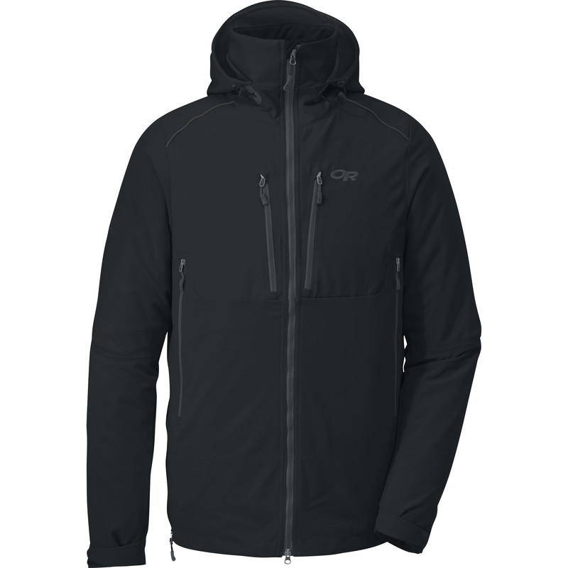 Outdoor Research Men´s Valhalla Jacket 001-BLACK-30