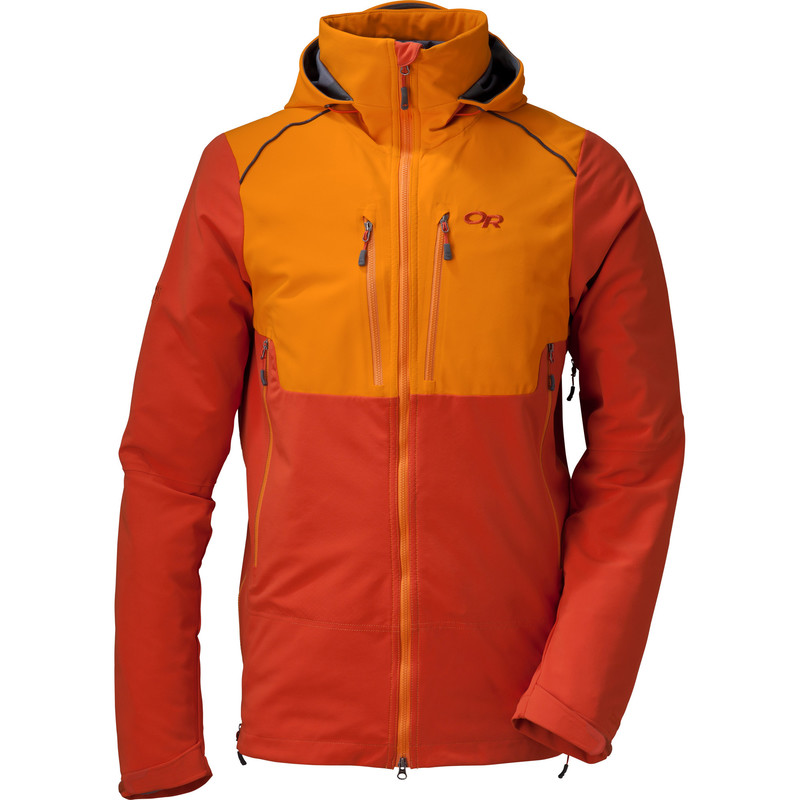 Outdoor Research Men´s Valhalla Hoody 131-DIABLO/SUPERNOVA-30