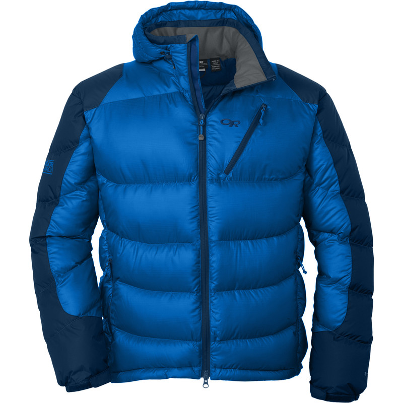 Outdoor Research Men´s Virtuoso Hoody 942-GLACIER/ABYSS-30