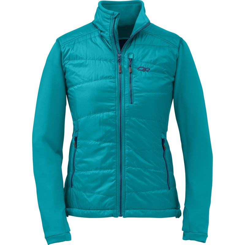 Outdoor Research Women´s Acetylene Jacket 148-ALPINE LAKE/ABYSS-30