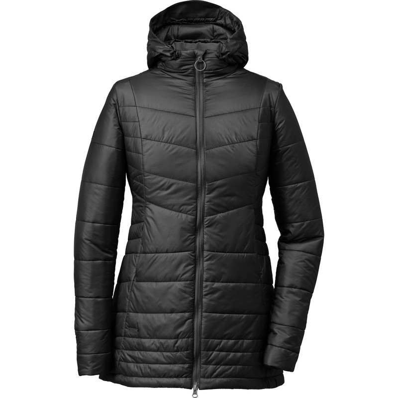 Outdoor Research Women´s Breva Parka 116-BLACK/PEWTER-30