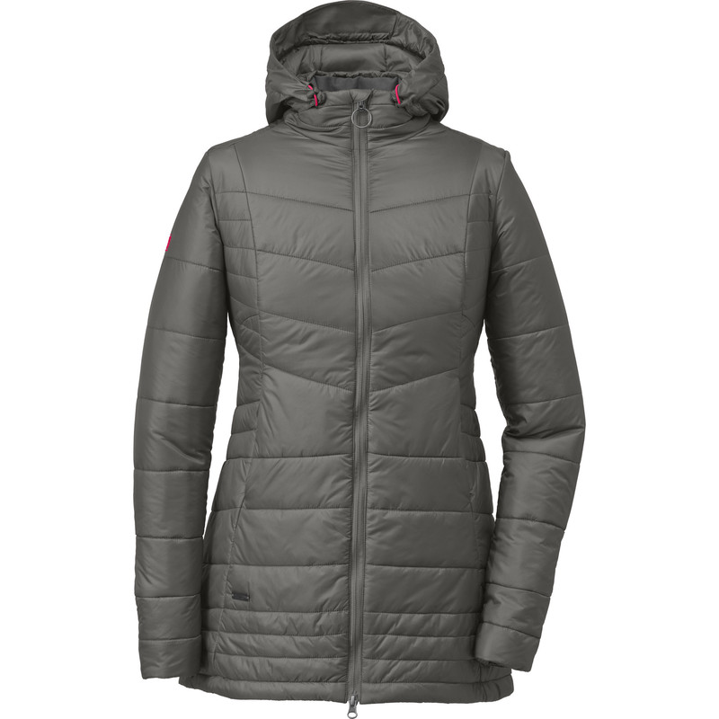 Outdoor Research Women´s Breva Parka Pewter/Desert Sunrise-30