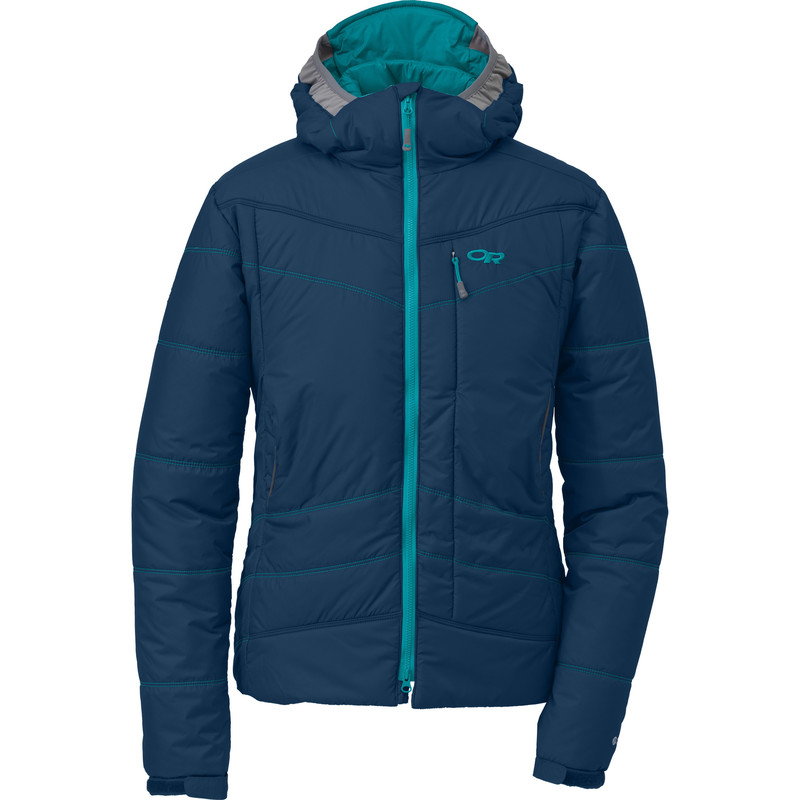 Outdoor Research Women´s Chaos Jacket 065-ABYSS/ALPINE LAKE-30