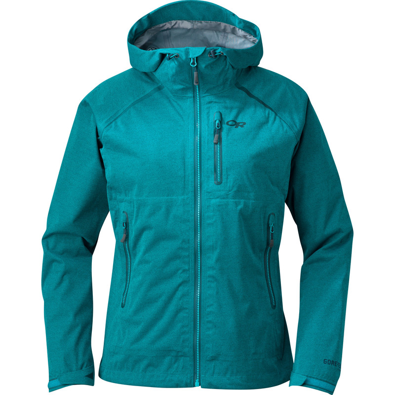 Outdoor Research Women´s Clairvoyant Jacket Alpine Lake-30