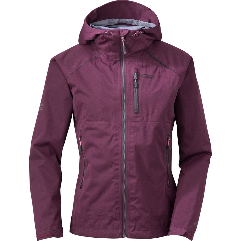 Outdoor Research Women´s Clairvoyant Jacket Orchid-30