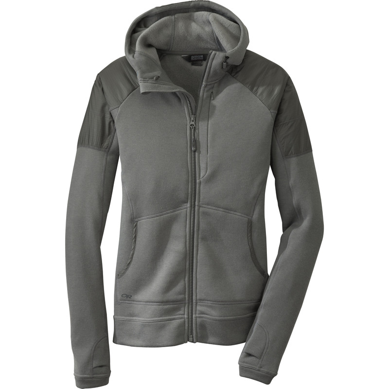 Outdoor Research Women´s Constellation Hoody 008-PEWTER-30