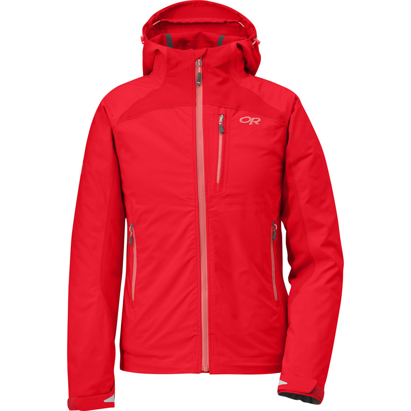 Outdoor Research Women´s Enchainment Jacket 448-FLAME-30