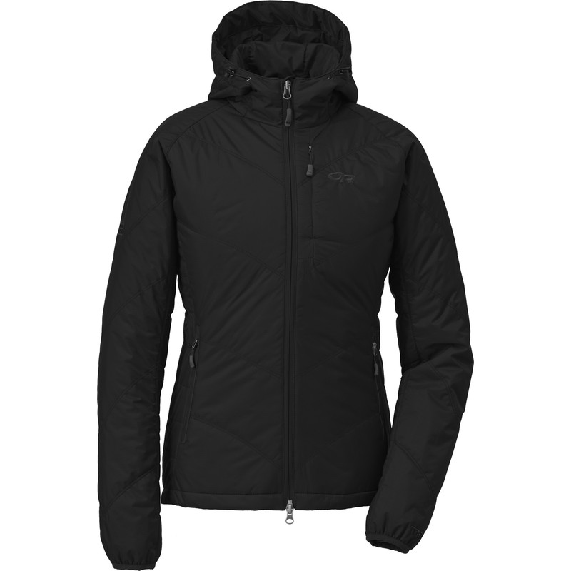 Outdoor Research Women´s Havoc Jacket 116-BLACK/PEWTER-30
