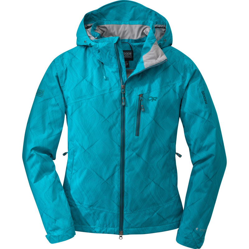 Outdoor Research Women´s Igneo Jacket Alpine Print-30