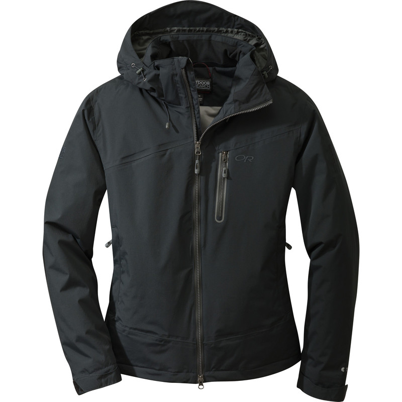 Outdoor Research Women´s Igneo Jacket Black-30