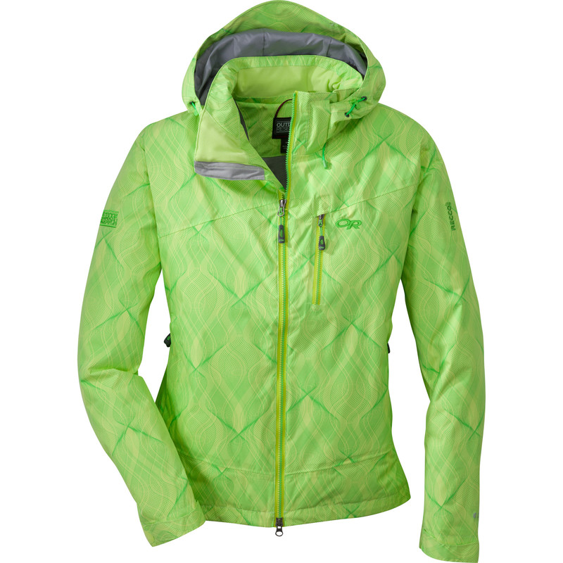 Outdoor Research Women´s Igneo Jacket Laurel Print-30
