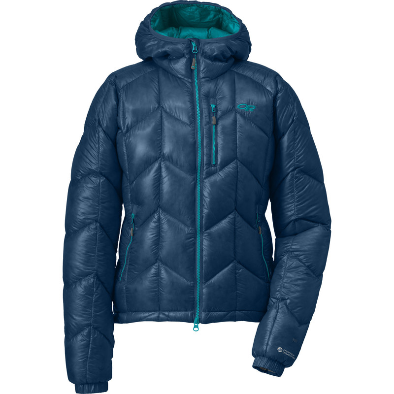Outdoor Research Women´s Incandescent Hoody 065-ABYSS/ALPINE LAKE-30