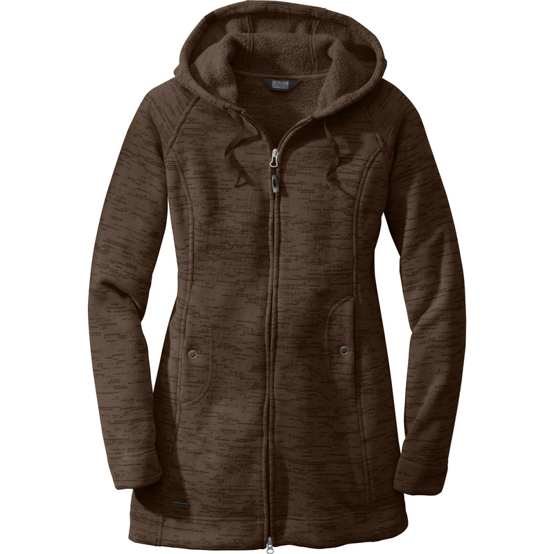 Outdoor Research Women´s Longitude Hoody 25C-EARTH/DARK EARTH-30