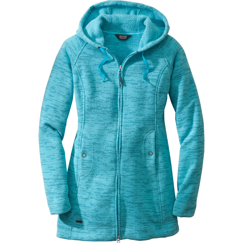 Outdoor Research Women´s Longitude Hoody 47B-RIO/ALPINE LAKE-30
