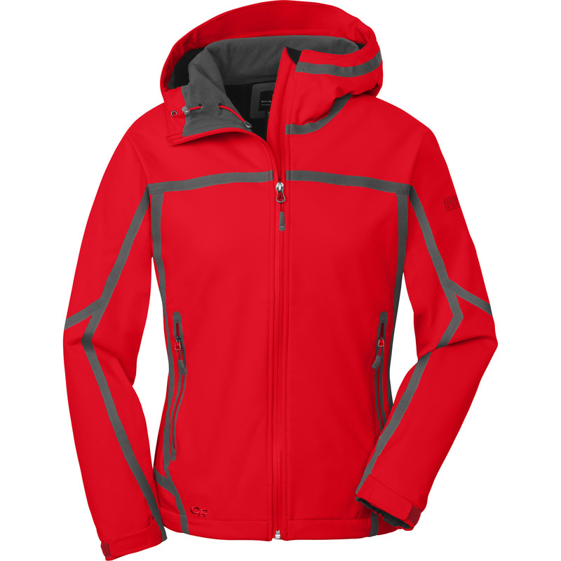 Outdoor Research Women´s Mithril Jacket 448-FLAME-30