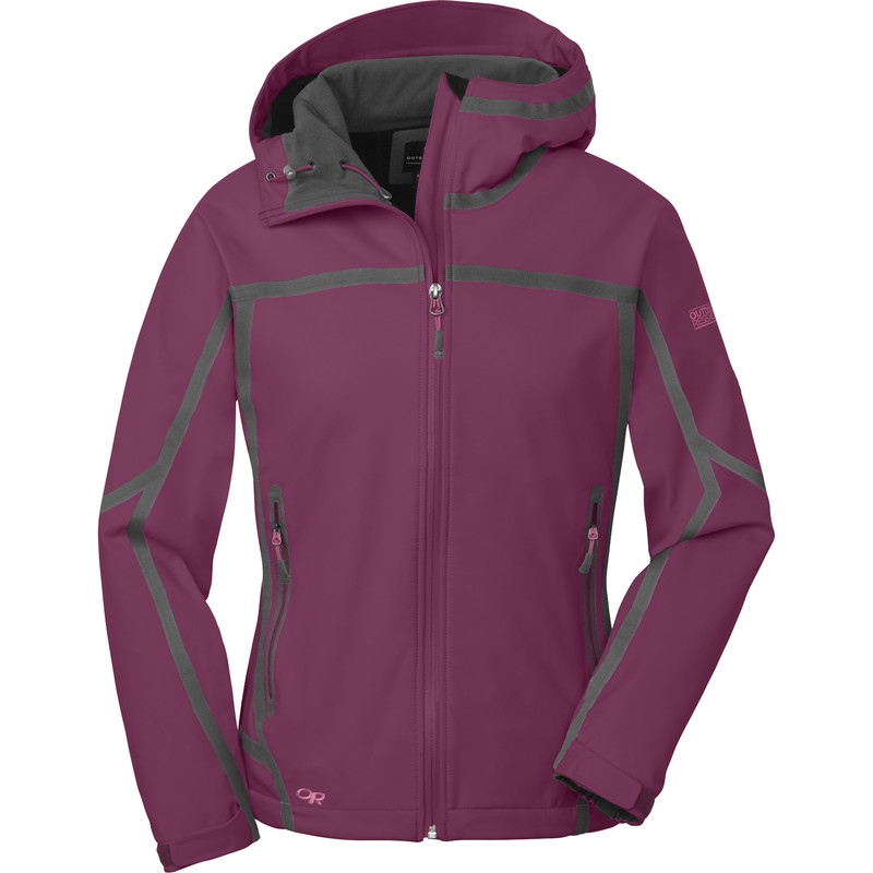 Outdoor Research Women´s Mithril Jacket 423-ORCHID/CROCUS-30