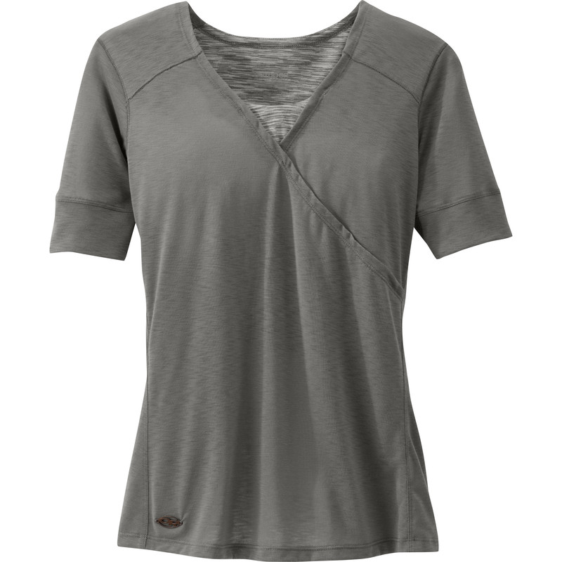 Outdoor Research Women´s Mystic S/S Shirt 008-PEWTER-30