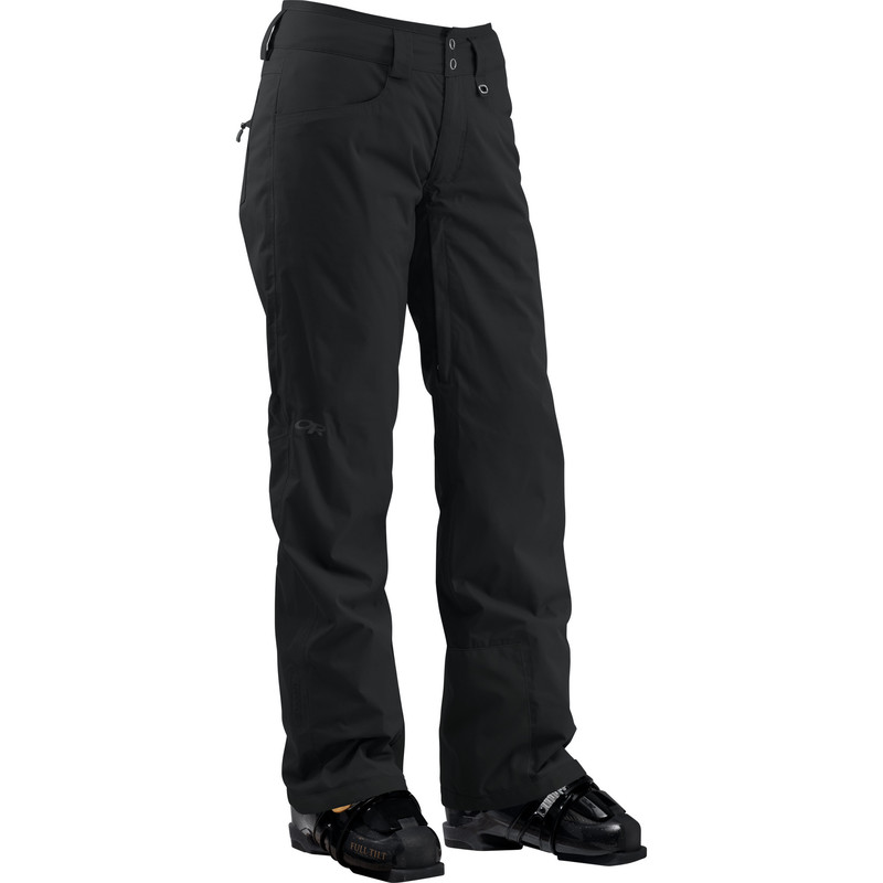 Outdoor Research Women´s Paramour Pants 001-BLACK-30