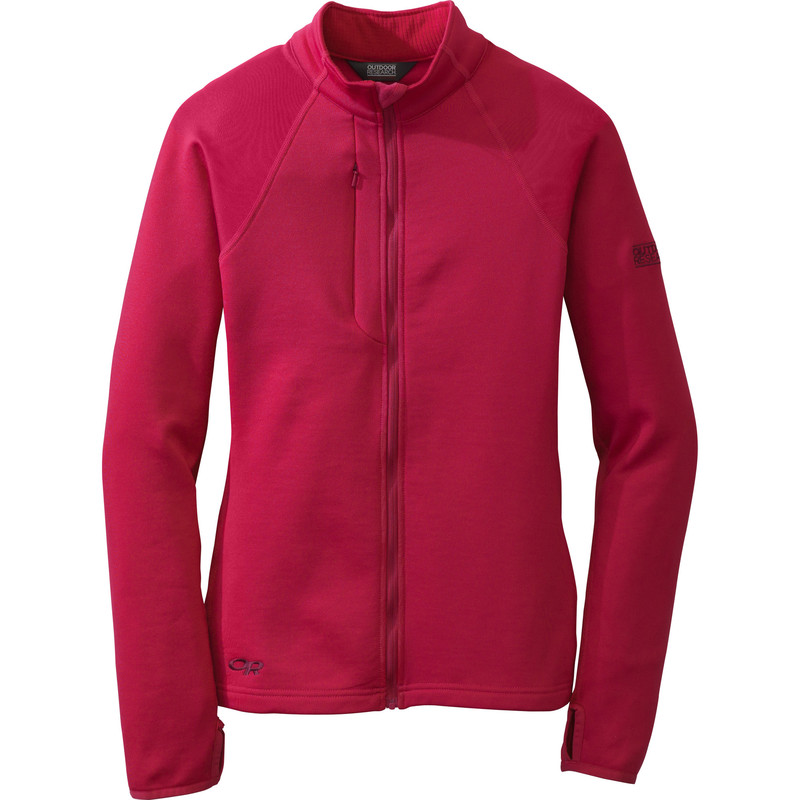 Outdoor Research Women´s Radiant Hybrid Jacket 073-DESERT SUNRISE-30