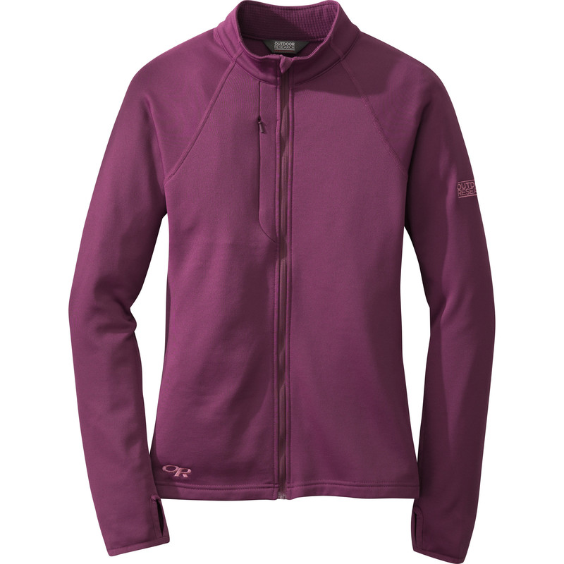 Outdoor Research Women´s Radiant Hybrid Jacket Orchid-30