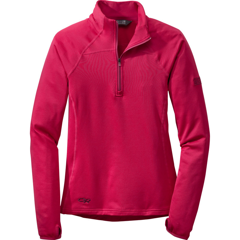 Outdoor Research Women´s Radiant LT Zip Top 073-DESERT SUNRISE-30