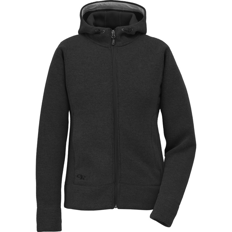 Outdoor Research Women´s Salida Hoody 001-BLACK-30