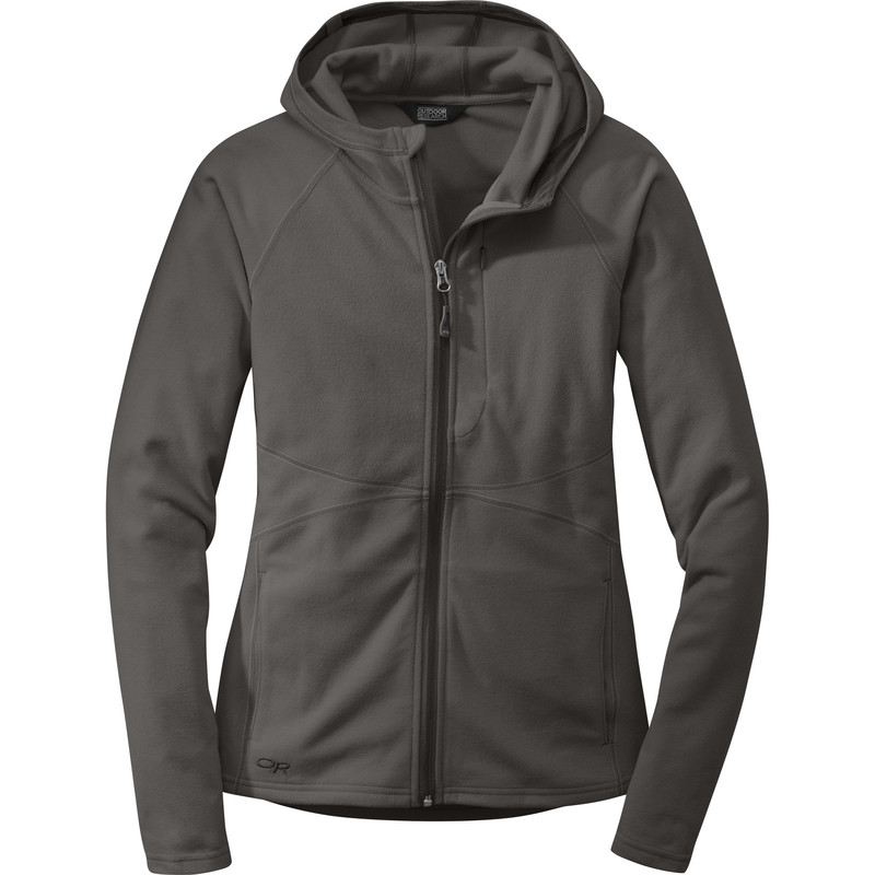 Outdoor Research Women´s Soleil Hoody 890-CHARCOAL-30