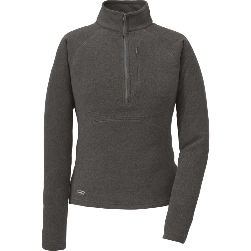 Outdoor Research Women´s Soleil Pullover 890-CHARCOAL-30