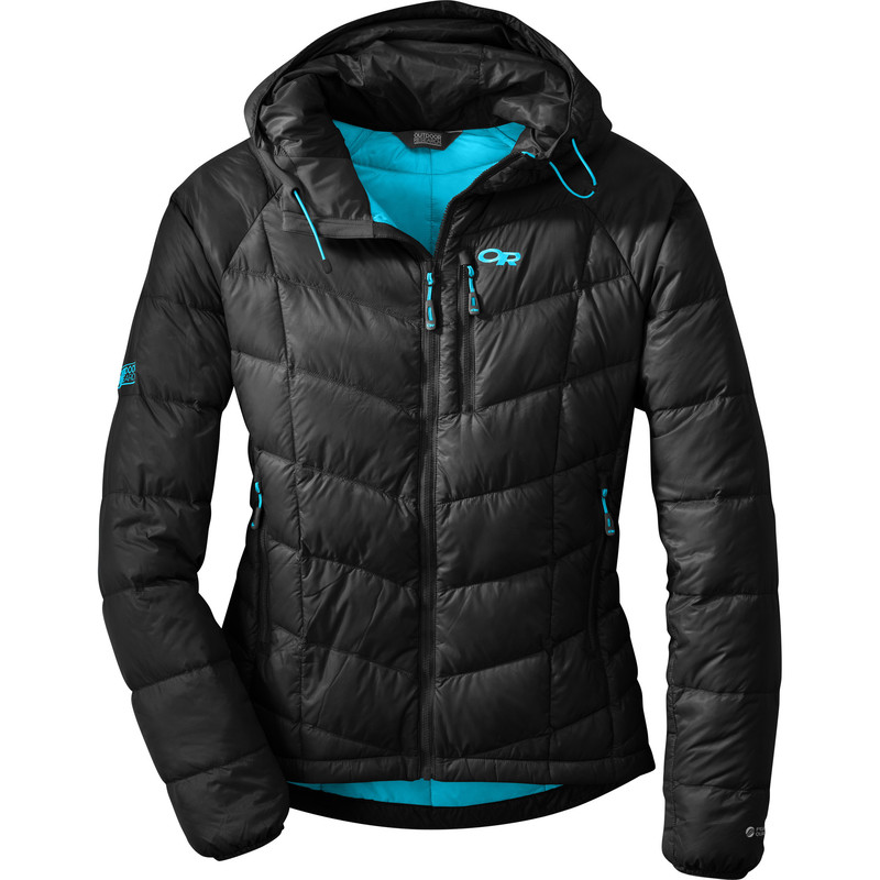 Outdoor Research Women´s Sonata Jacket 21B-BLACK/RIO-30