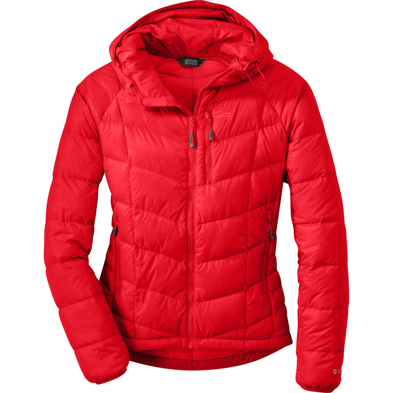 Outdoor Research Women´s Sonata Hoody Flame-30