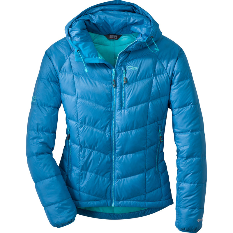 Outdoor Research Women´s Sonata Hoody Hydro/Rio-30