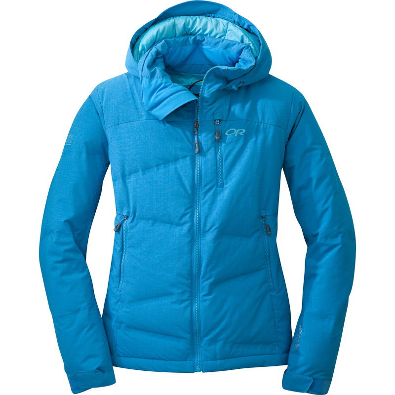 Outdoor Research Women´s Stormbound Jacket 43B-HYDRO/RIO-30