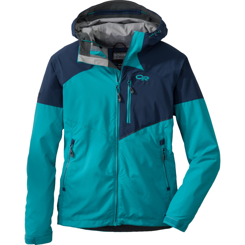 Outdoor Research Women´s Trailbreaker Jacket Alpine Lake/Night-30