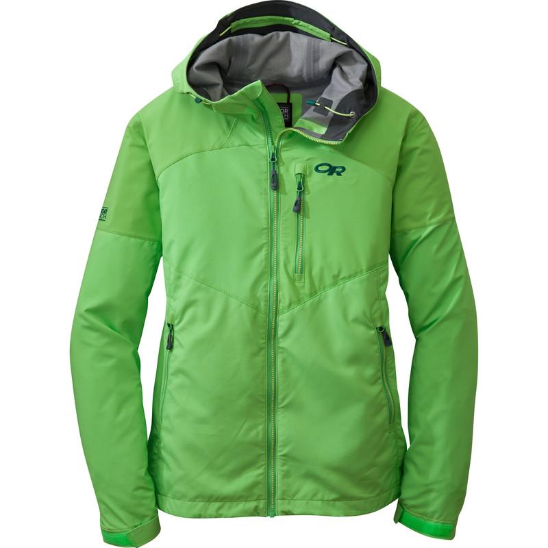 Outdoor Research Women´s Trailbreaker Jacket Apple-30