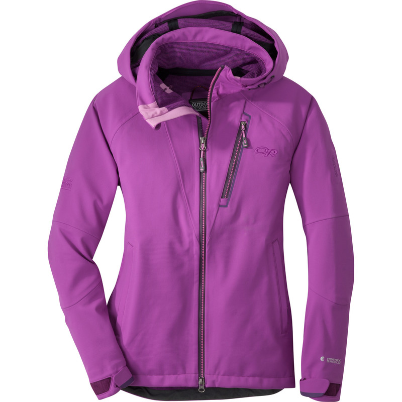 Outdoor Research Women´s Trickshot (Paradox) Jacket 83B-ULTRAVIOLET-30