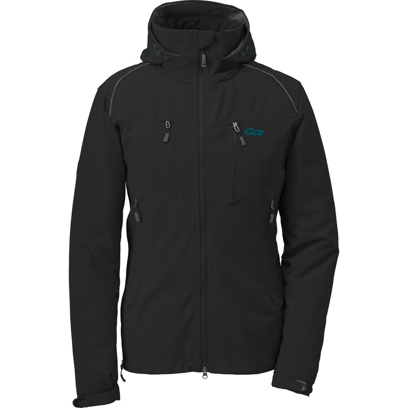 Outdoor Research Women´s Valhalla Hoody 001-BLACK-30