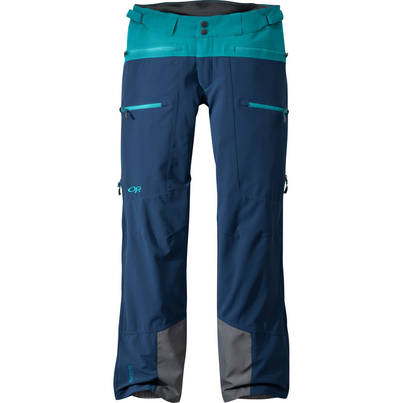 Outdoor Research Women´s Valhalla Pants 065-ABYSS/ALPINE LAKE-30