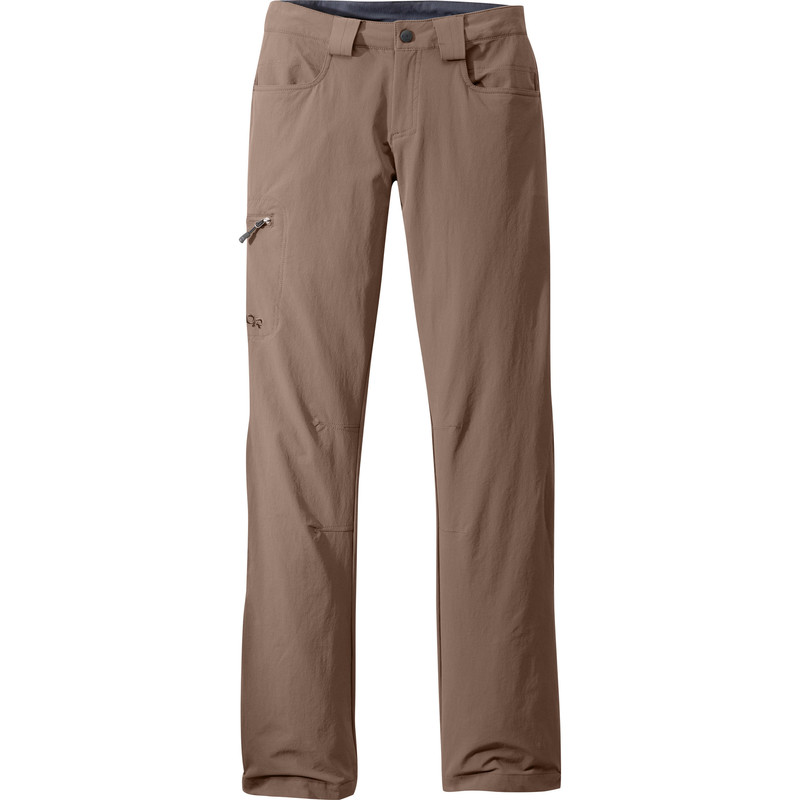Outdoor Research Women´s Voodoo Pants Walnut-30