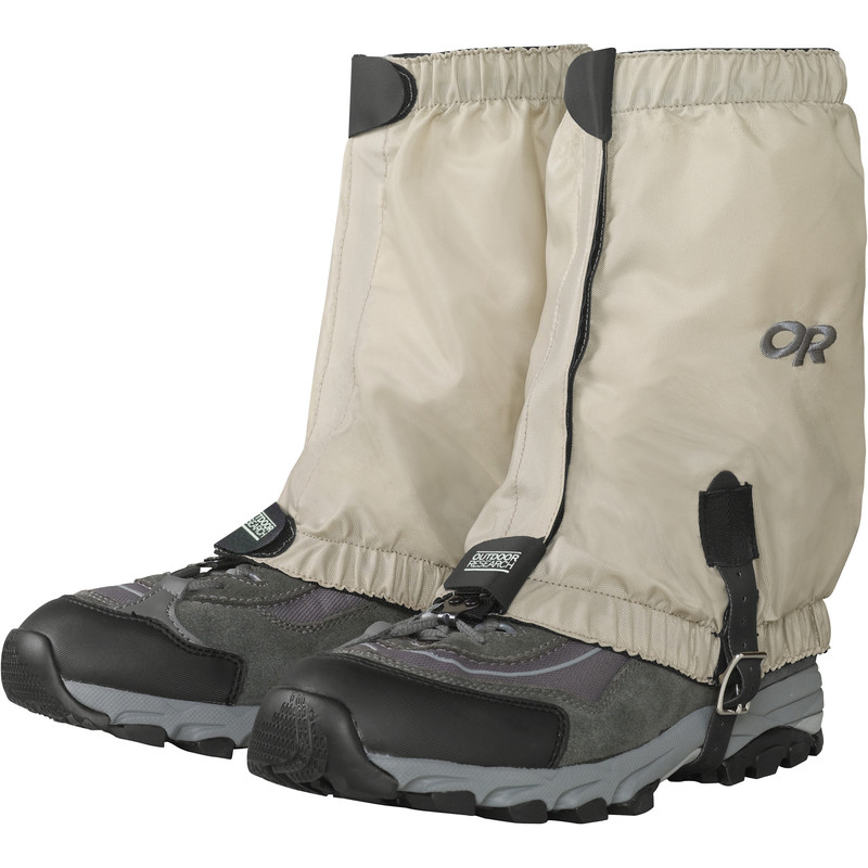 Outdoor Research Bugout Gaiters 015-TAN-30