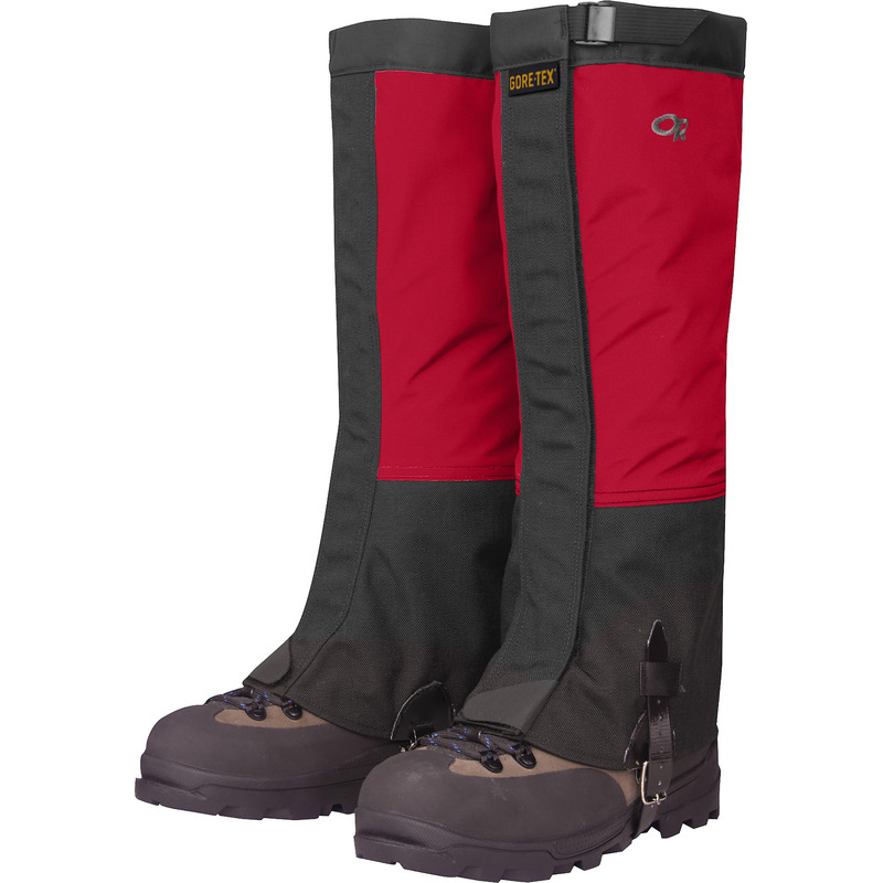 Outdoor Research Men´s Crocodiles 413-CHILI/BLACK-30