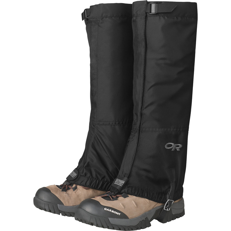 Outdoor Research Men´s Rocky MT High Gaiters Black-30