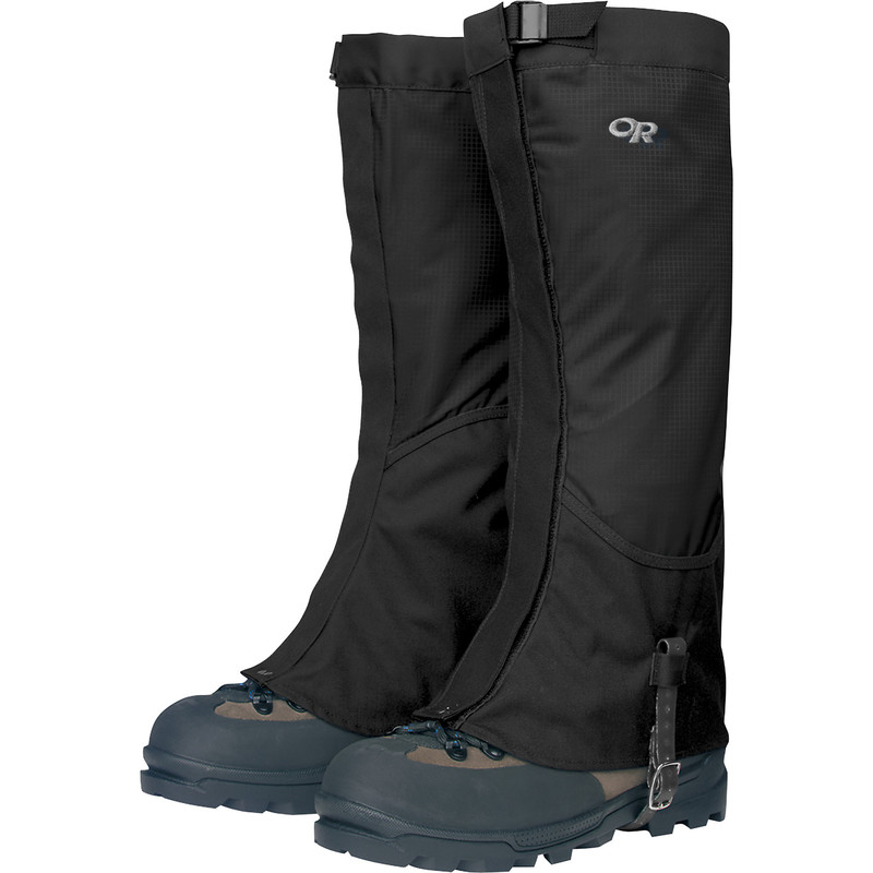 Outdoor Research Men´s Verglas Gaiters Black-30