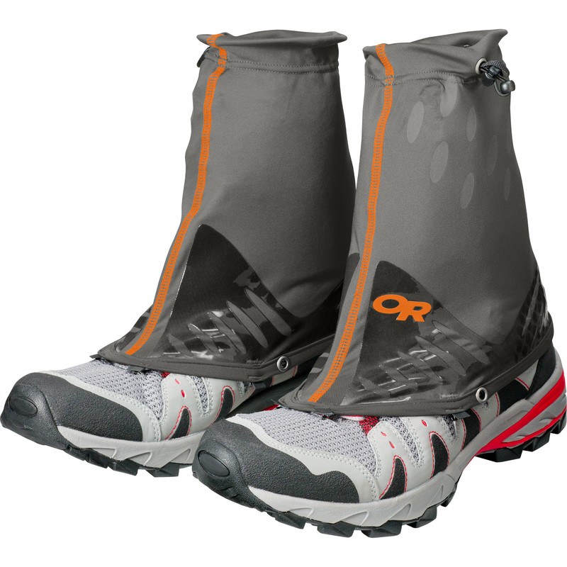 Outdoor Research Stamina Gaiters 008-PEWTER-30